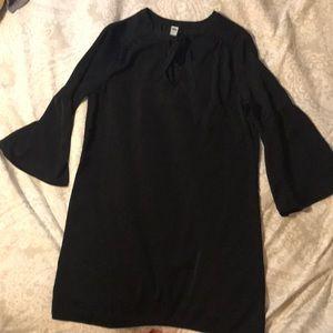 NWOT Old Navy Black Dress, S